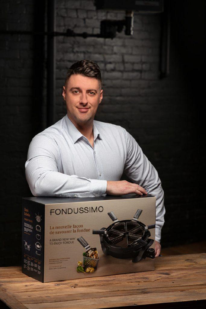 Dany Bernard, l'entrepreneur qui révolutionne la fondue