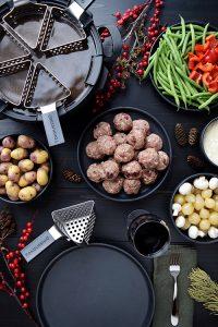 La Fondue Ragoût de boulettes