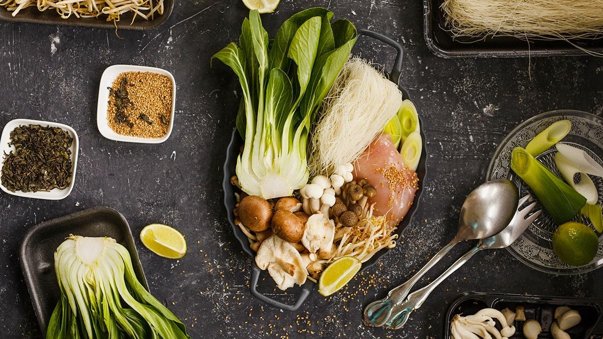 5 pistes pour une fondue asiatique spectaculaire!